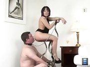 Dominant Wife has turned her husband into her slave