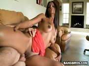 Italian Tits and a Puerto Rican Clit with Adriana Milano